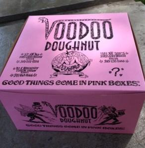 Voodoo box